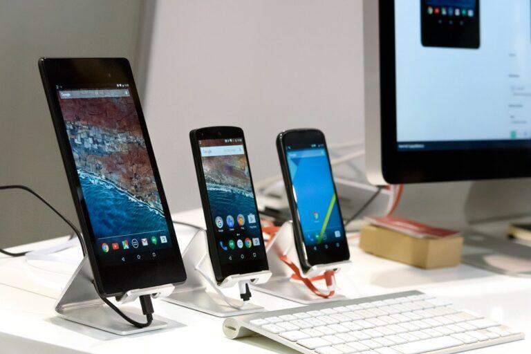 smartphone, computer, technology
